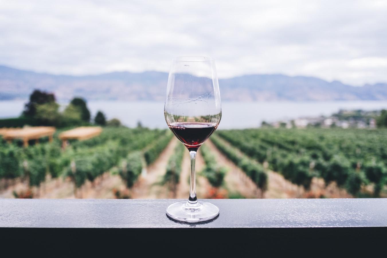 Rood wijntje werkt lust opwekkend