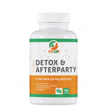 Detox en afterparty | 60 capsules